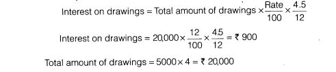 NCERT Solutions for Class 12 Accountancy Chapter 2 Accounting for Partnership Basic Concepts LAQ Q4.7