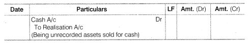 NCERT Solutions for Class 12 Accountancy Chapter 5 Dissolution of Partnership Firm SAQ Q2