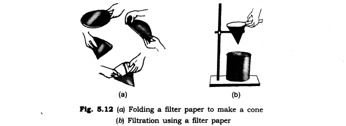 NCERT Solutions for Class 6 Science Chapter 5 Separation of Substances Q7