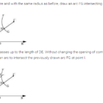NCERT Solutions for Class 7 Maths Chapter 10 Practical Geometry Ex 10.1 Q1.1