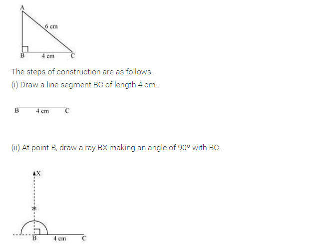 NCERT Solutions for Class 7 Maths Chapter 10 Practical Geometry Ex 10.5 Q2.1