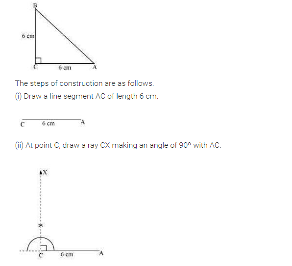 NCERT Solutions for Class 7 Maths Chapter 10 Practical Geometry Ex 10.5 Q3