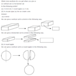 NCERT Solutions for Class 7 Maths Chapter 15 Visualising Solid Shapes Ex 15.3 Q1