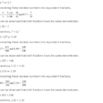 NCERT Solutions for Class 7 Maths Chapter 2 Fractions and Decimals Ex 2.5 Q1.1
