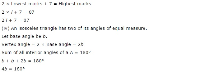 NCERT Solutions for Class 7 Maths Chapter 4 Simple Equations Ex 4.1 Q6