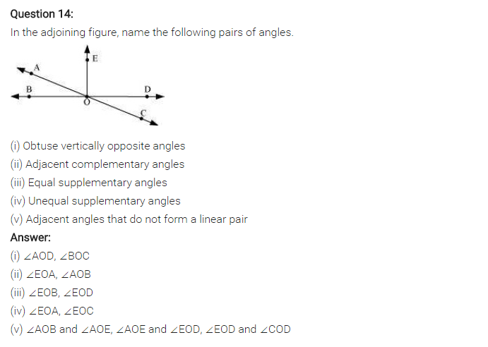 NCERT Solutions for Class 7 Maths Chapter 5 Lines and Angles Ex 5.1 Q10