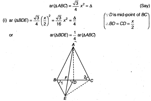 NCERT Solutions for Class 9 Maths Chapter 9 Areas of Parallelograms and Triangles Ex 9.4 A5.1