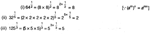 NCERT Solutions for Class 9 Maths Number System Ex 1.6 Q1.1