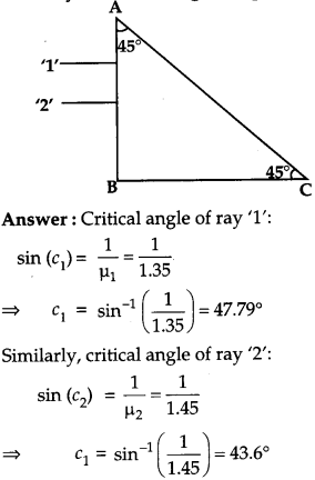CBSE Previous Year Question Papers Class 12 Physics 2014 Outside Delhi 14