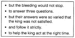 NCERT Solutions For Class 7 English - Chapter 4 The Cop and the Anthem Q2