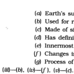NCERT Solutions For Class 7 Geography Social Science Chapter 2 Inside Our Earth Q3