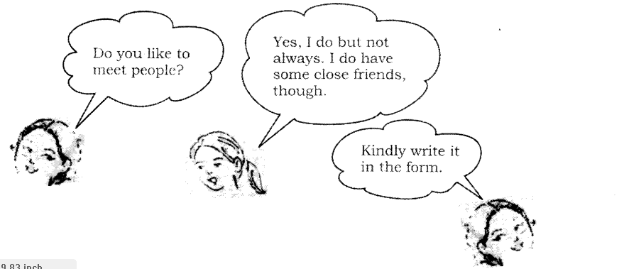 NCERT Solutions for Class 6 English Chapter 7 Fair Play Speaking and Writing