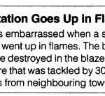 NCERT Solutions for Class 7th English Chapter 8 Fire Friend and Foe Speaking and Writing Q2