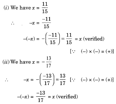 NCERT Solutions for Class 8 Maths Chapter 1 Rational Numbers Ex 1.1 Q3