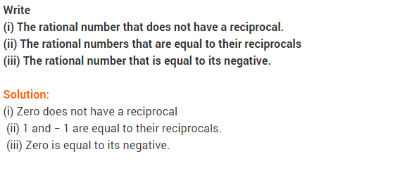 NCERT Solutions for Class 8 Maths Chapter 1 Rational Numbers Ex 1.1 q-10