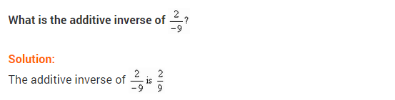 NCERT Solutions for Class 8 Maths Chapter 1 Rational Numbers Ex 1.1 q-2.3