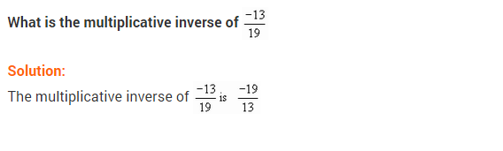 NCERT Solutions for Class 8 Maths Chapter 1 Rational Numbers Ex 1.1 q-4.1