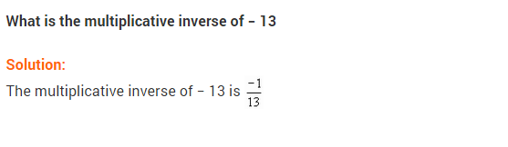 NCERT Solutions for Class 8 Maths Chapter 1 Rational Numbers Ex 1.1 q-4