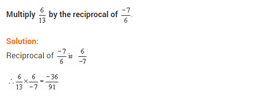 NCERT Solutions for Class 8 Maths Chapter 1 Rational Numbers Ex 1.1 q-6