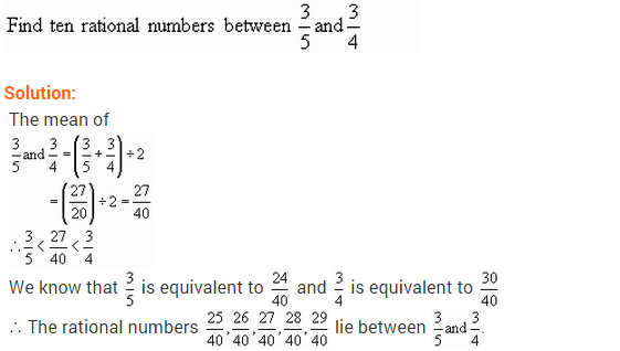 NCERT Solutions for Class 8 Maths Chapter 1 Rational Numbers Ex 1.2 q-7