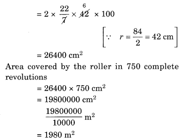 NCERT Solutions for Class 8 Maths Chapter 11 Mensuration Ex 11.3 Q9.1