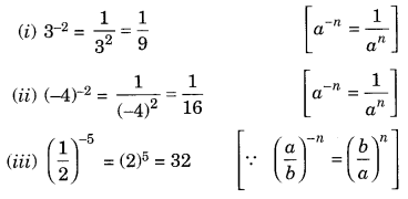 NCERT Solutions for Class 8 Maths Chapter 12 Exponents and Powers Ex 12.1 Q1