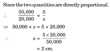 NCERT Solutions for Class 8 Maths Chapter 13 Direct and Inverse Proportions Ex 13.1 Q5.2
