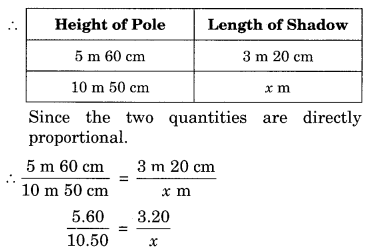 NCERT Solutions for Class 8 Maths Chapter 13 Direct and Inverse Proportions Ex 13.1 Q9