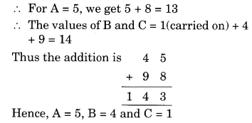 NCERT Solutions for Class 8 Maths Chapter 16 Playing with Numbers Ex 16.1 Q2.2
