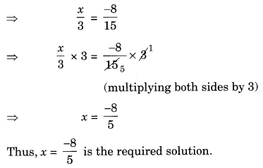 NCERT Solutions for Class 8 Maths Chapter 2 Linear Equations in One Variable Ex 2.1 Q12.1