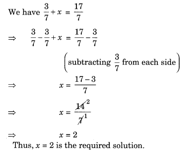 NCERT Solutions for Class 8 Maths Chapter 2 Linear Equations in One Variable Ex 2.1 Q4