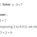 NCERT Solutions for Class 8 Maths Chapter 2 Linear Equations in One Variable Ex 2.1 q-1