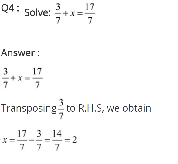 NCERT Solutions for Class 8 Maths Chapter 2 Linear Equations in One Variable Ex 2.1 q-4