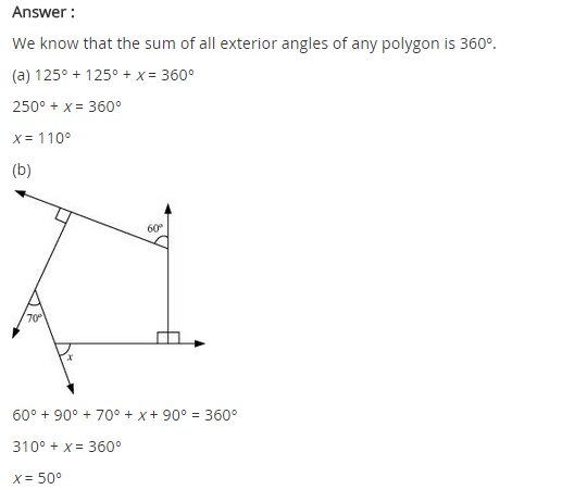 NCERT Solutions for Class 8 Maths Chapter 3 Understanding Quadrilaterals Ex 3.2 A1.1
