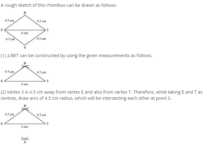NCERT Solutions for Class 8 Maths Chapter 4 Practical Geometry Ex 4.1 A1.4