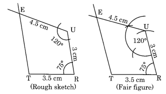 NCERT Solutions for Class 8 Maths Chapter 4 Practical Geometry Ex 4.4 Q1.1