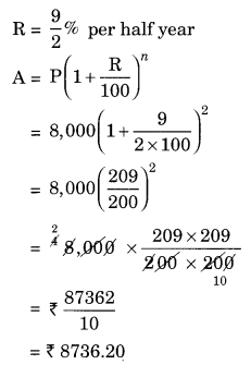 NCERT Solutions for Class 8 Maths Chapter 8 Comparing Quantities Ex 8.3 Q1.4