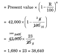 NCERT Solutions for Class 8 Maths Chapter 8 Comparing Quantities Ex 8.3 Q12.1
