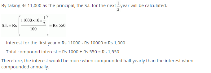NCERT Solutions for Class 8 Maths Chapter 8 Comparing Quantities Ex 8.3 q-8.1
