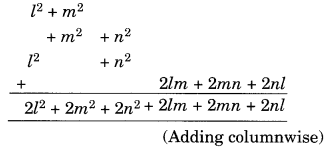 NCERT Solutions for Class 8 Maths Chapter 9 Algebraic Expressions and Identities Ex 9.1 Q3.1