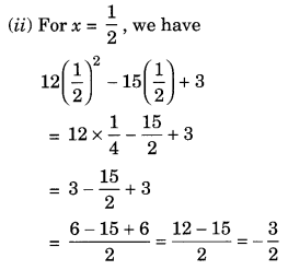NCERT Solutions for Class 8 Maths Chapter 9 Algebraic Expressions and Identities Ex 9.3 Q4