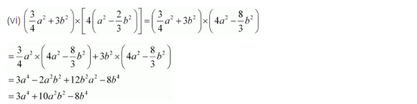 NCERT Solutions for Class 8 Maths Chapter 9 Algebraic Expressions and Identities Ex 9.4 q-1.1