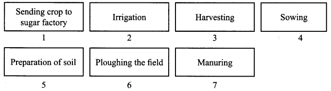 NCERT Solutions for Class 8 Science Chapter 1 Crop Production and Management 5 Marks Q4