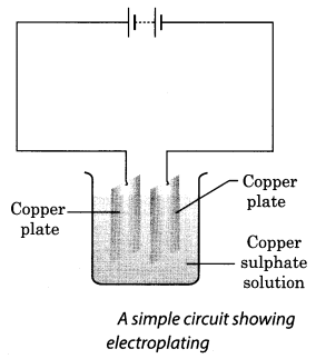NCERT Solutions for Class 8 Science Chapter 14 Chemical Effects of Electric Current Activity 7