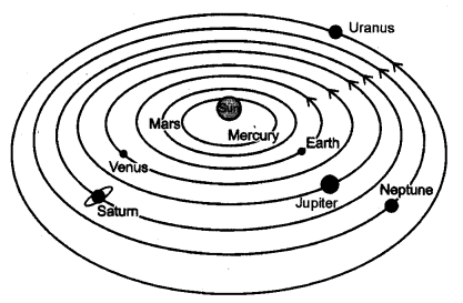 NCERT Solutions for Class 8 Science Chapter 17 Stars and The Solar System 5 Marks Q4