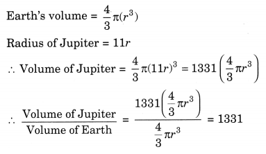 NCERT Solutions for Class 8 Science Chapter 17 Stars and The Solar System Q15
