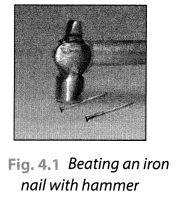 NCERT Solutions for Class 8 Science Chapter 4 Materials Metals and Non Metals Activity 1