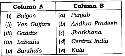 NCERT Solutions for Class 8 Social Science History Chapter 4 Tribals, Dikus and the Vision of a Golden Age Exercise Questions Q4