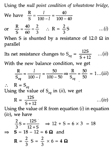 Important Questions for Class 12 Physics Chapter 3 Current Electricity Class 12 Important Questions 105