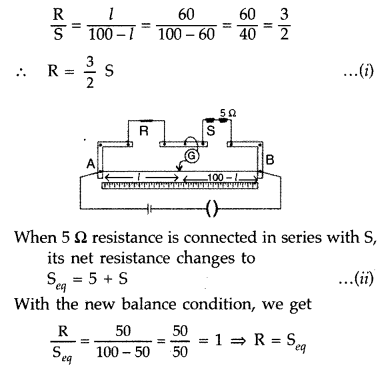 Important Questions for Class 12 Physics Chapter 3 Current Electricity Class 12 Important Questions 107